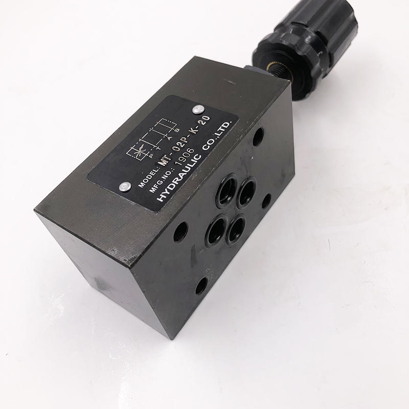 hydraulic flow control valve cheap bulk production for water opening-3