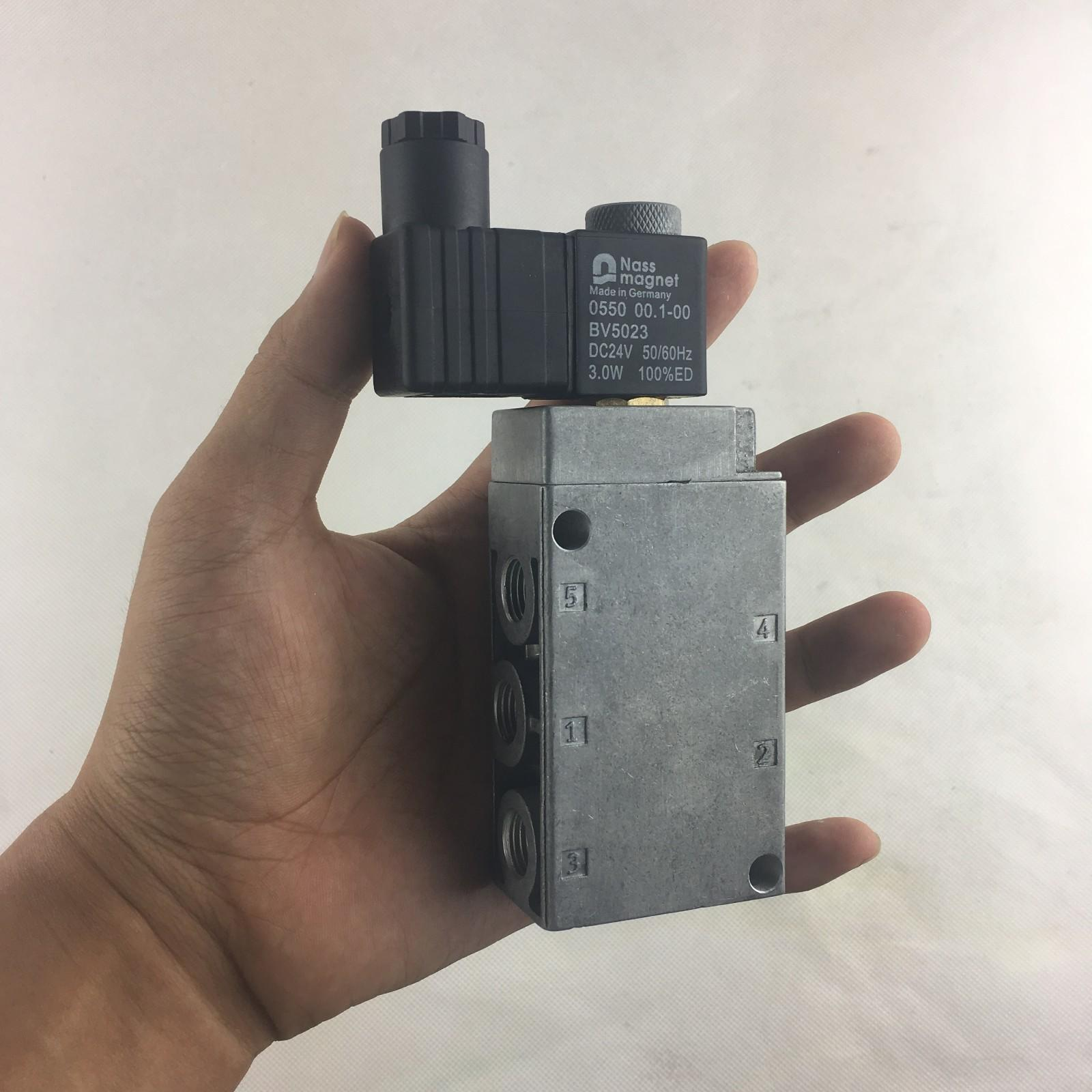 AIRWOLF OEM electromagnetic solenoid valve on-sale direction system-3