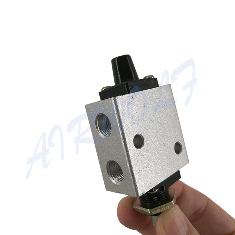 AIRWOLF hand-switching pneumatic manual valves hand wholesale-1