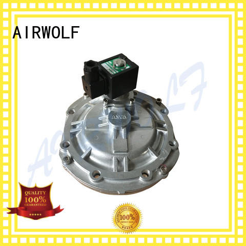 AIRWOLF norgren series pulse flow valve custom at sale
