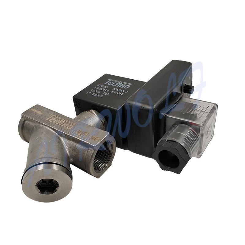AIRWOLF OEM solenoid water control valve pressure timer gas pipe-2
