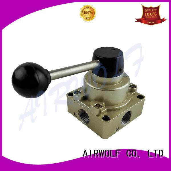 AIRWOLF mechanical pneumatic manual valves direct wholesale