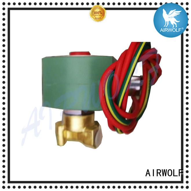 pneumatic solenoid valve switch control