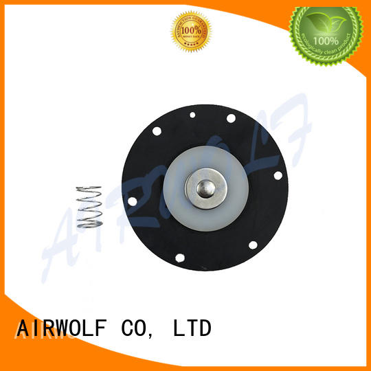 AIRWOLF yellow Nitrile Diaphragm repair kit high quality foundry  industry