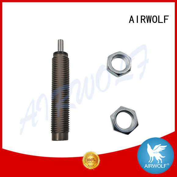AIRWOLF double pneumatic air cylinders free delivery gas transmission