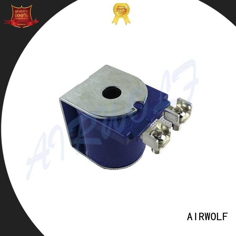 AIRWOLF custom industrial solenoid coils fit at discount