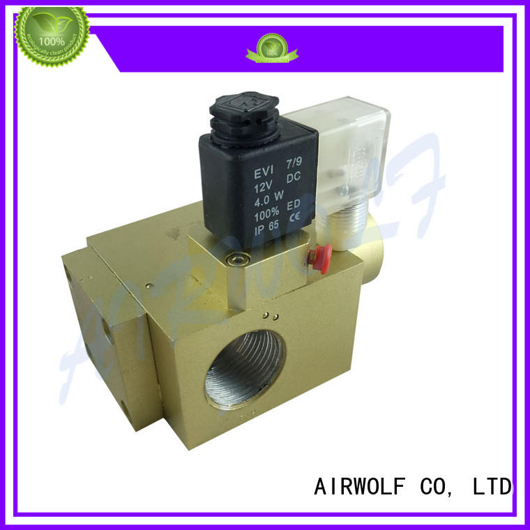 single dump truck control valve mechanical for tap AIRWOLF
