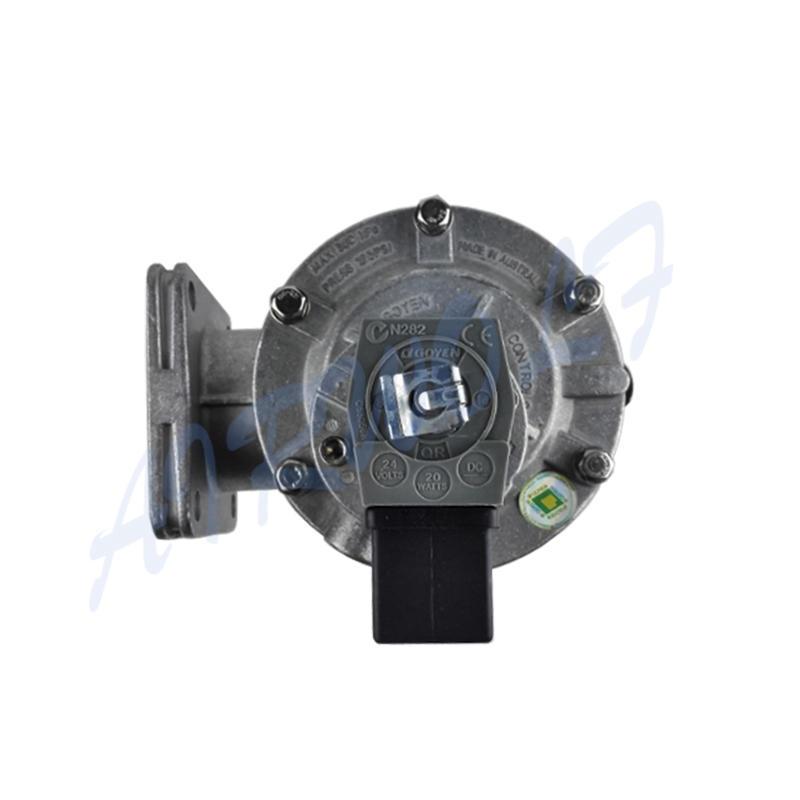 AIRWOLF norgren series pulse valve function custom dust blowout-2
