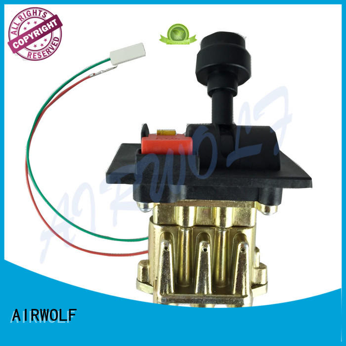 AIRWOLF affordable dump truck control valve for wholesale