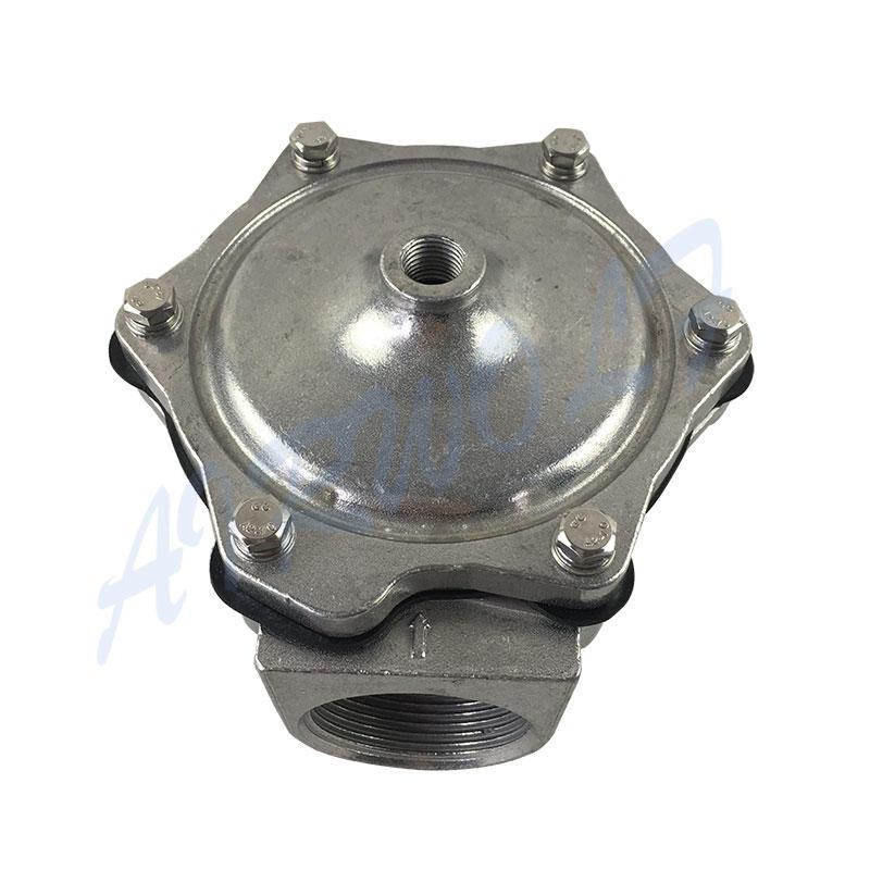 remote anti pulse valve aluminum alloy custom dust blowout-3
