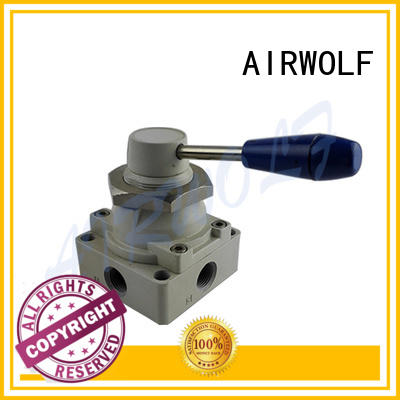 pp pneumatic manual valves cheapest price vertical wholesale