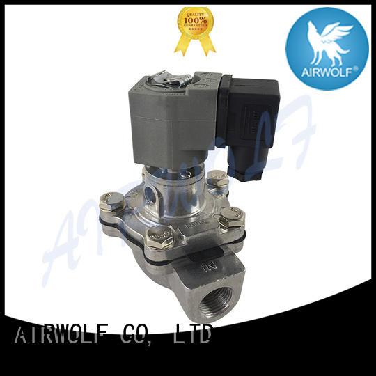 electronic goyen pulse jet valve aluminum alloy custom for sale