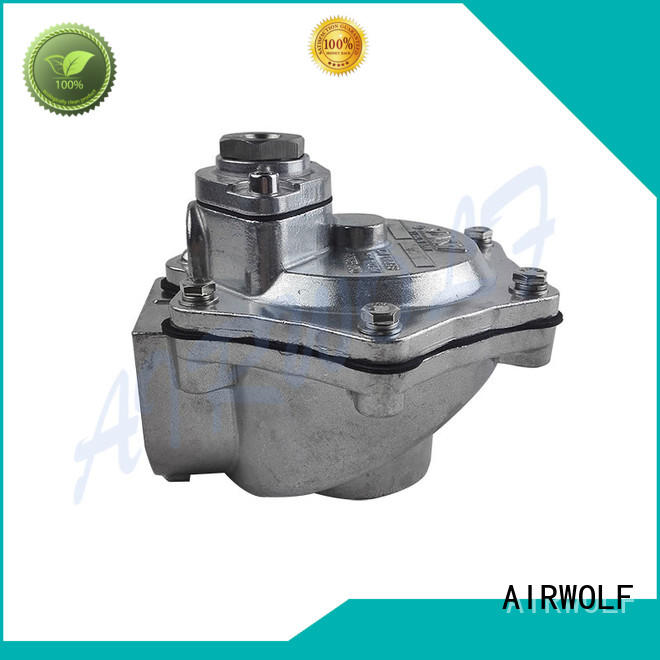 AIRWOLF gas pulse motor valve single