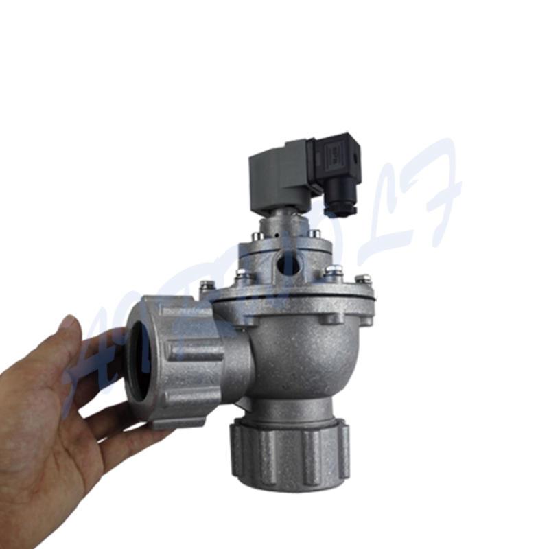 AIRWOLF aluminum alloy pulse motor valve cheap price for sale-3