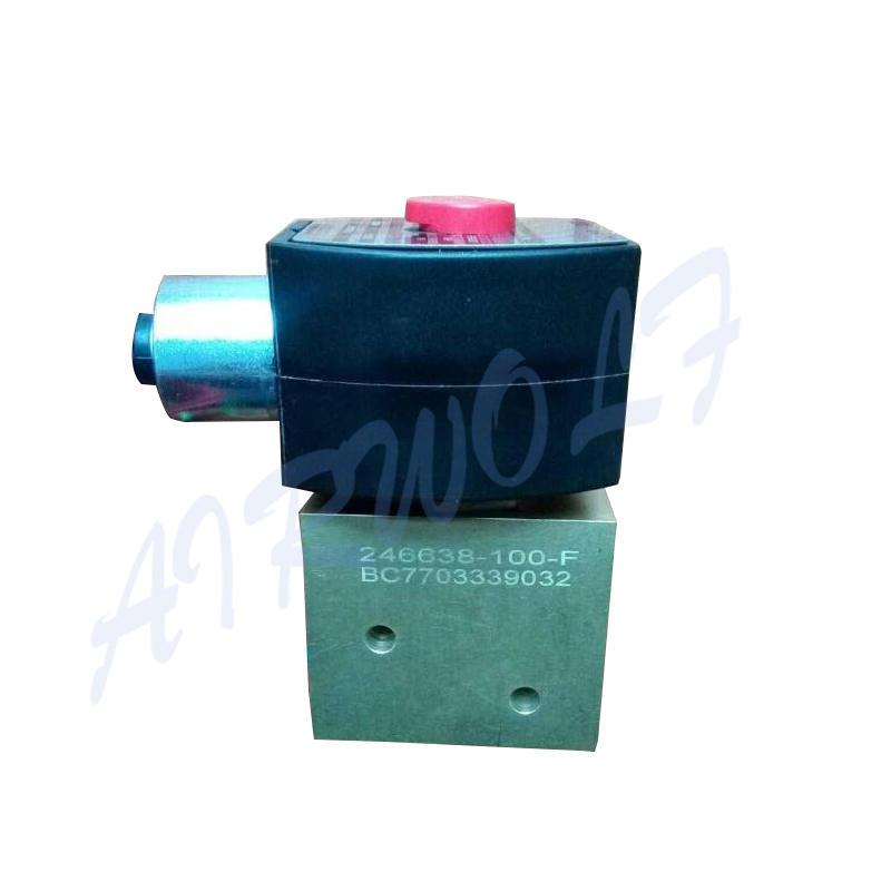 AIRWOLF on-sale pneumatic solenoid valve body direction system-2