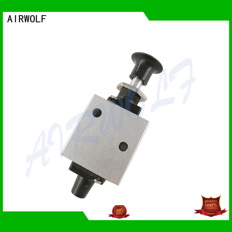 AIRWOLF hand-switching pneumatic manual control valve custom at discount