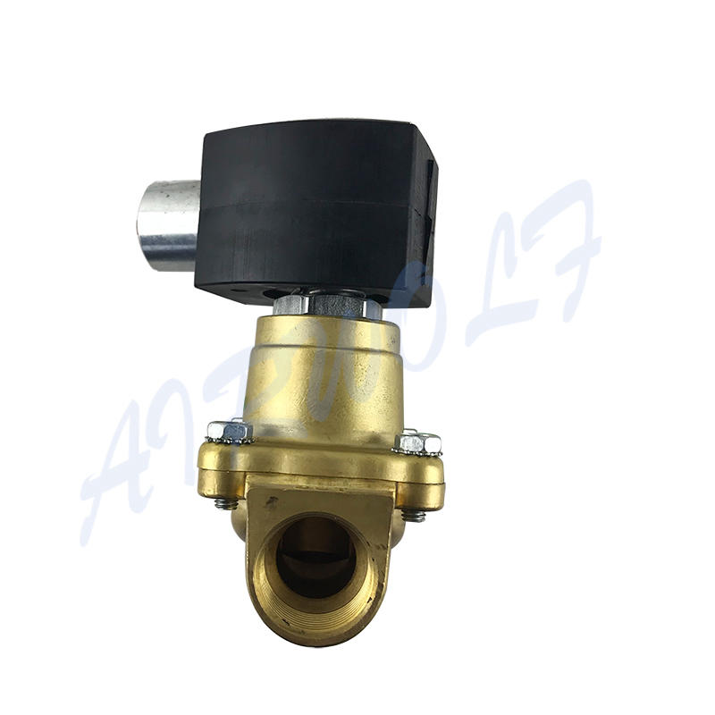 AIRWOLF solenoid valves way water pipe-3
