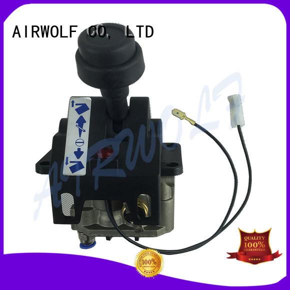 hydraulic dump valve best-design water meter AIRWOLF