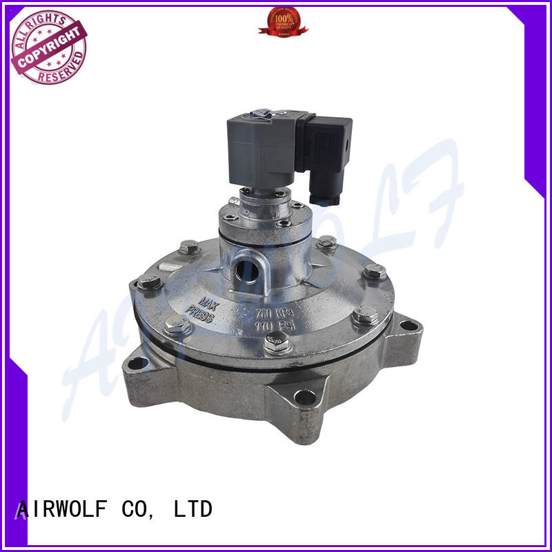 AIRWOLF OEM pulse motor valve custom for sale
