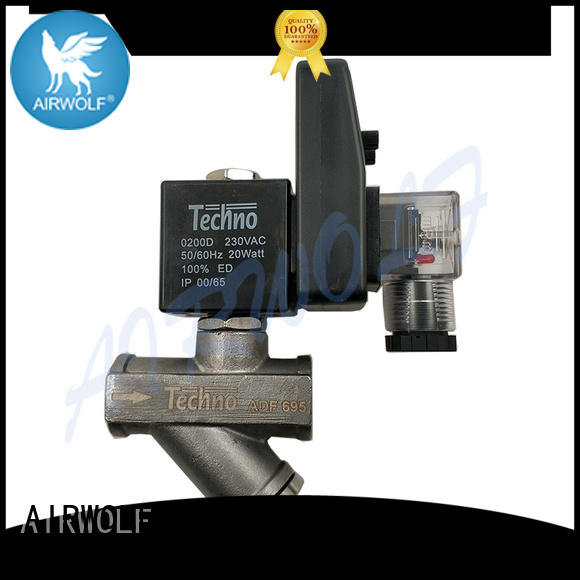 OEM normally open solenoid valve water high quality auto watering AIRWOLF