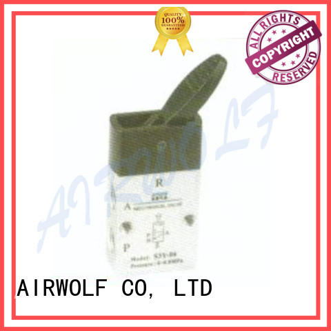 AIRWOLF slide pneumatic manual valves pull wholesale