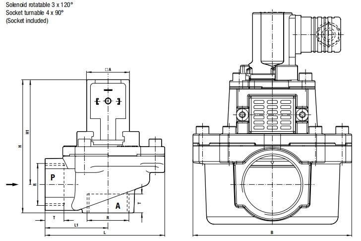 AIRWOLF cheap factory price actuator valve check now valve accessory-7