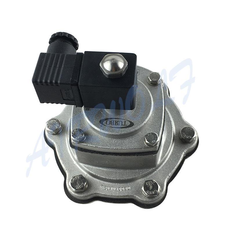 Turbo Type Pulse jet valve FP40 FM40 1 1/2 inch Aluminium alloy
