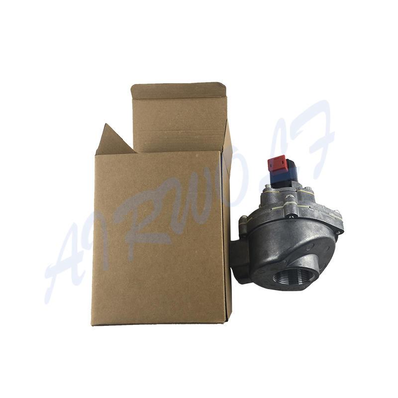 "NORGREN Type Air pneumatic pulse valve 8296600.8171 1-1/2"" Aluminium Alloy"