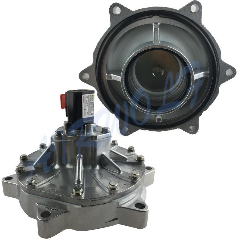 Dust collector pulse jet valve 8392900.8171 Aluminium 3 inch NORGREN Type Series 83920 / 83930 Tank Valve