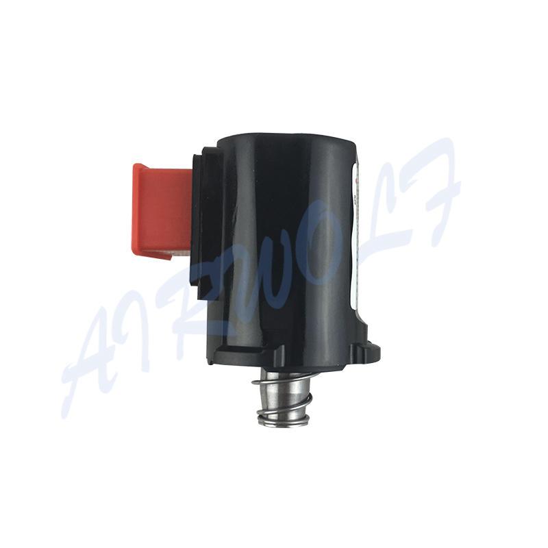 Norgren type Pulse solenoid coil  AC220V DC24V black plastic electromagnetic coil