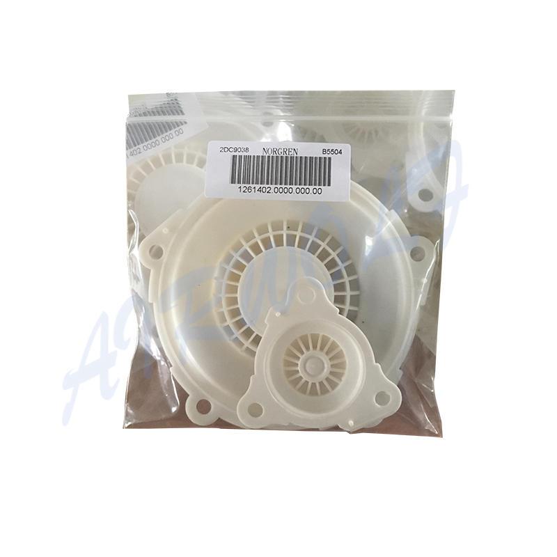 Norgren type 1 1/2 inch TPE Diaphragm valve repair kit 1261402 suitable for pulse jet valve 8296600