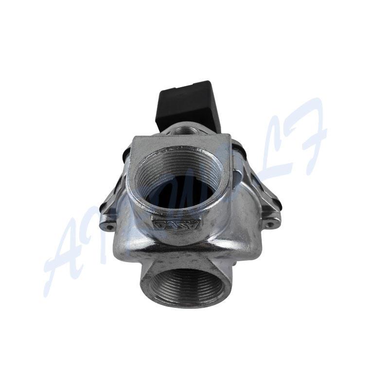 SCG353A047 ASCO type American 1-1/2 Sentinel valve Normal Colse 220VDC Pulse Valves