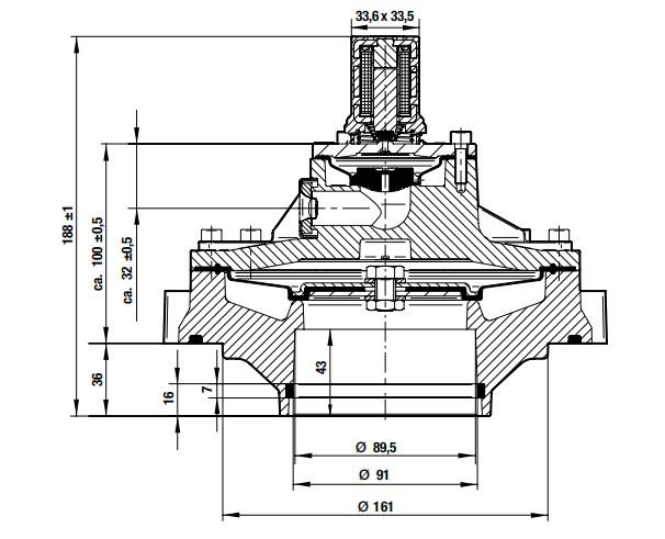 AIRWOLF aluminum alloy pulse jet valve design cheap price at sale-6