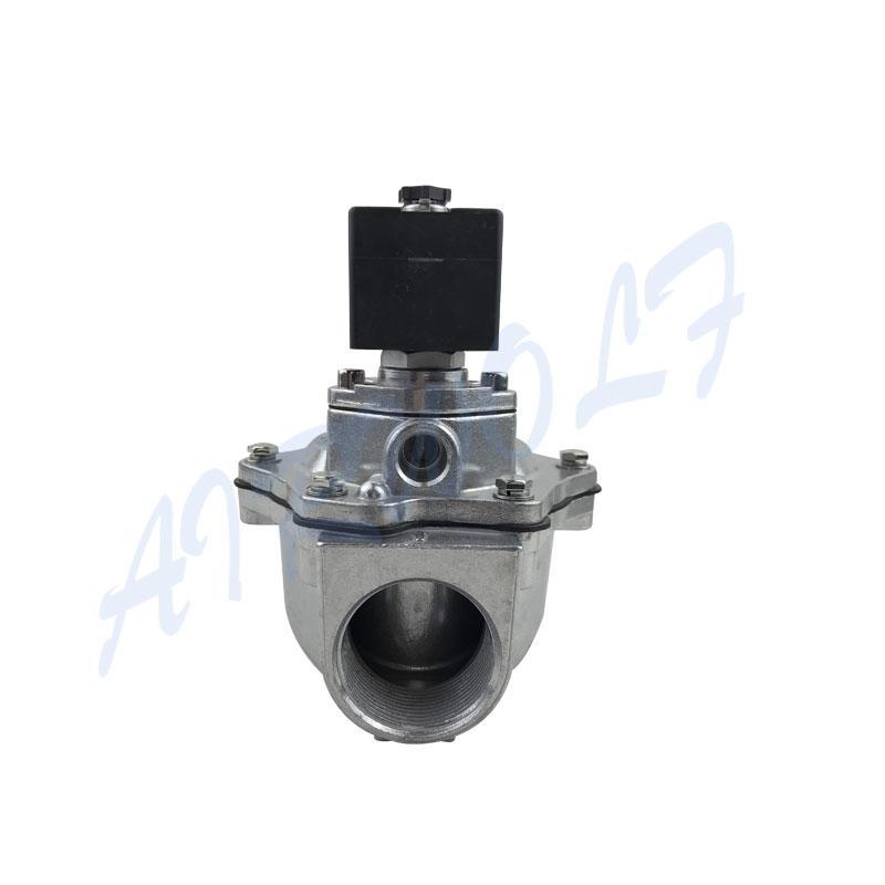 SCG353A051 ASCO Normal Colse angle type Aluminum Alloy 2-1/2 24VDC pulse jet valve