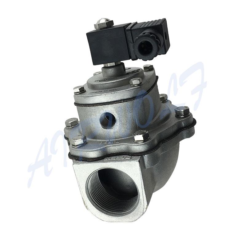 submerged pulse valve function aluminum alloy cheap price dust blowout-4