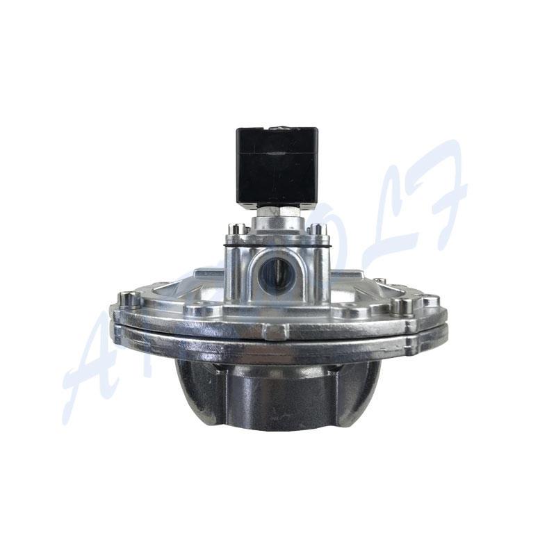 pulse motor valve electrically slivery air pulse valve pilot AIRWOLF Brand