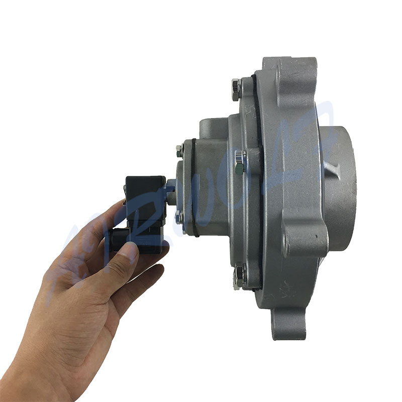 controlled anti pulse valve aluminum alloy custom for sale-4