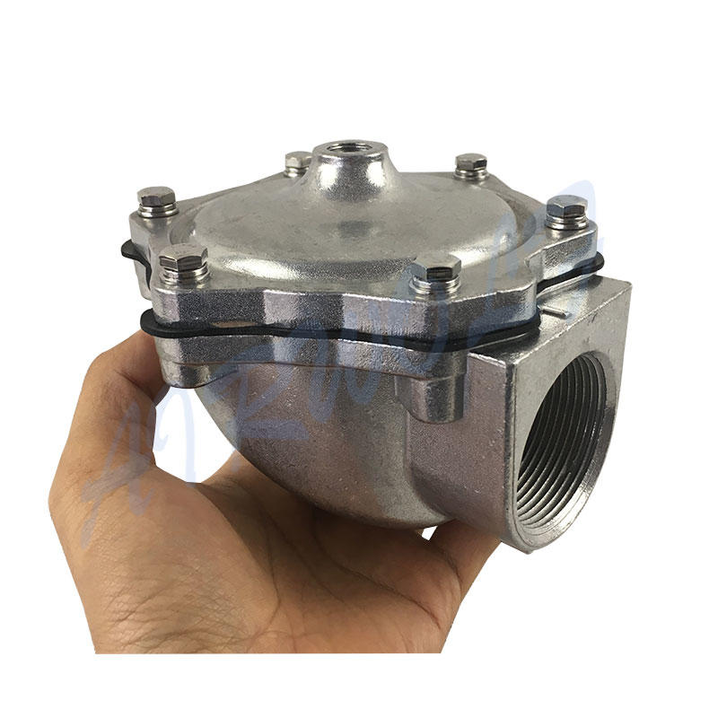 AIRWOLF electronic valve pulse jet engine cheap price air pack installation