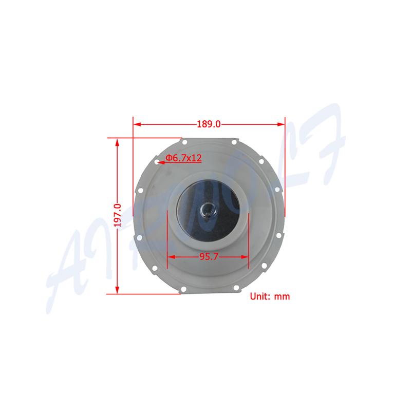 AIRWOLF korea air valve repair kit air paper industry-6