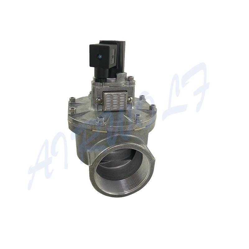 AIRWOLF aluminum alloy pulse jet valve design wholesale air pack installation