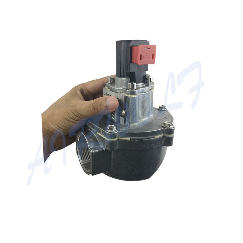 ODM pulse valve function aluminum alloy custom air pack installation-4