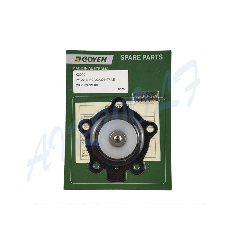 piloted diaphragm valve repair kit hot-sale suitable paper industry-8