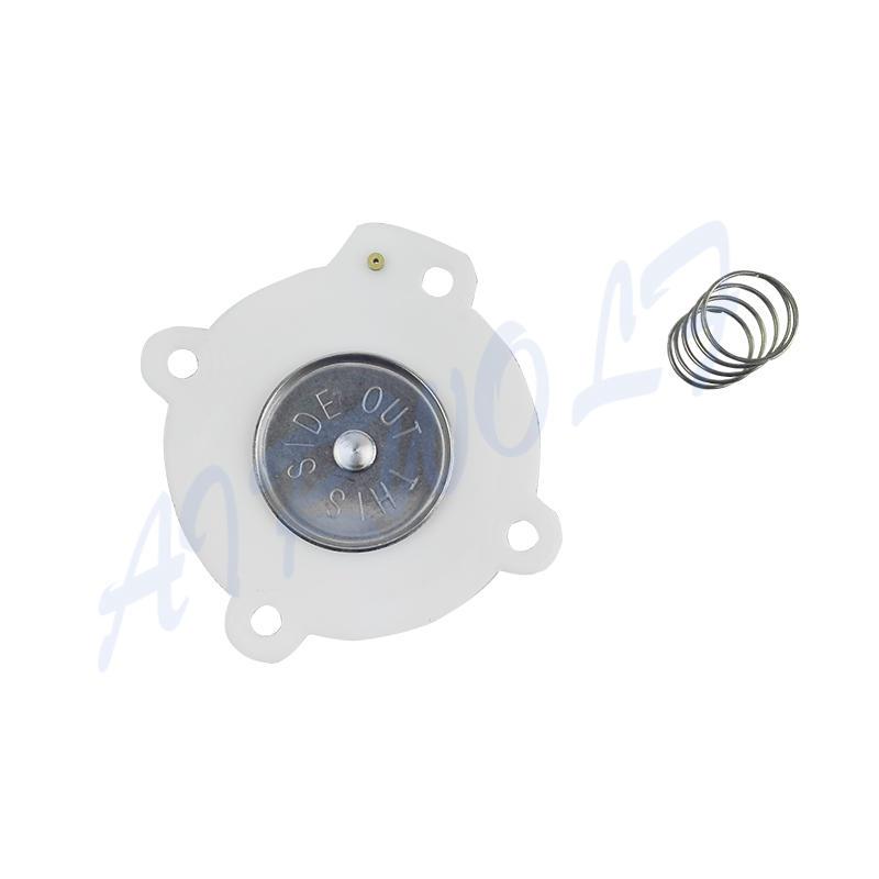 AIRWOLF hot-sale diaphragm valve repair Santoprene dyeing industry