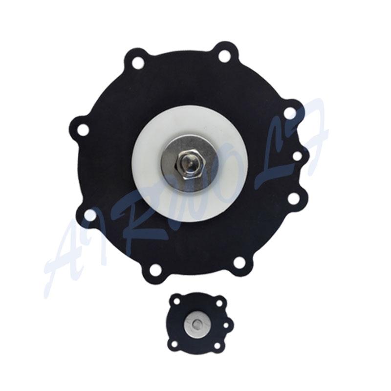 Diaphragm valve repair kit Korea Joil type JISI80 Nitrile 3 inch Black Nylon-3