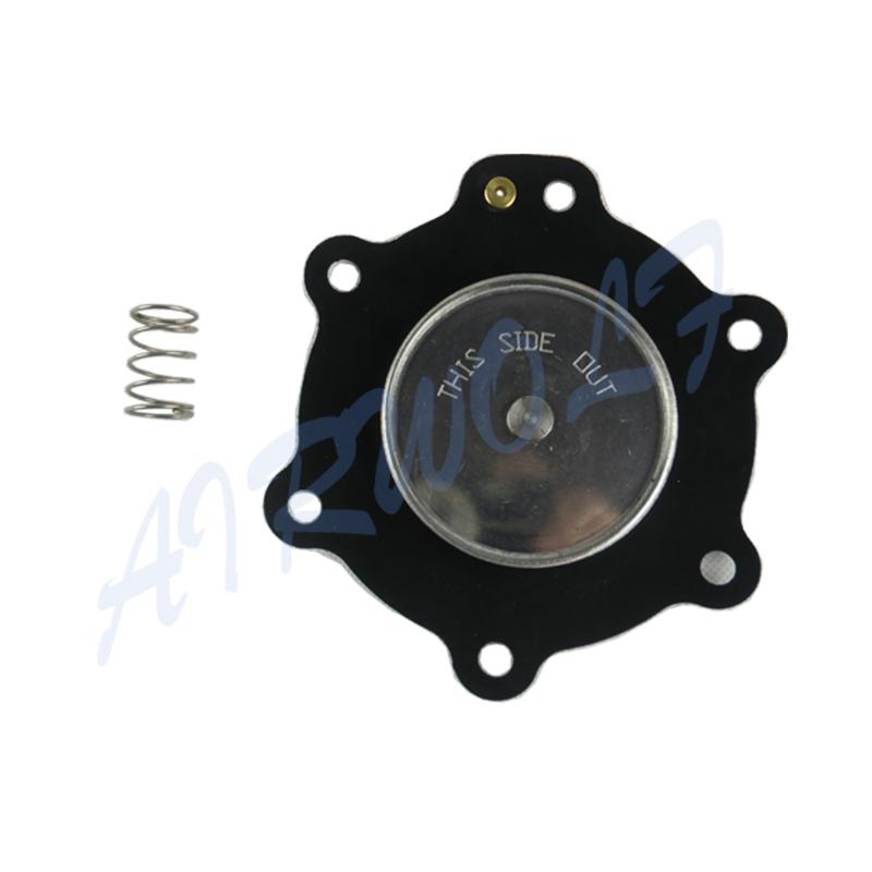 AIRWOLF hot-sale diaphragm valve repair kit viton textile industry-1