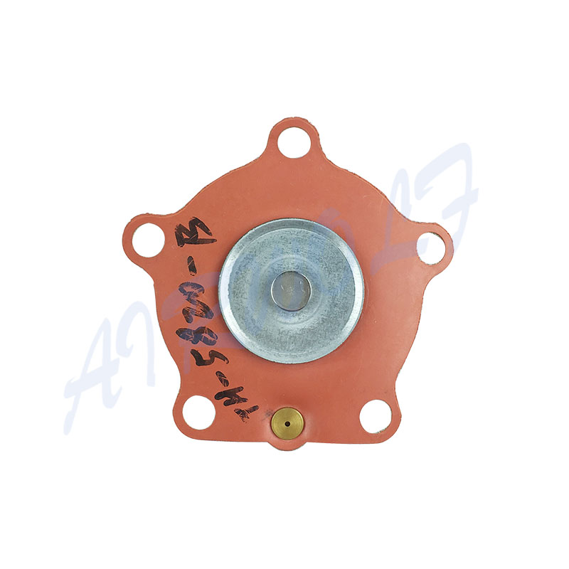 AIRWOLF turbo diaphragm valve repair fitted electronics industry-2