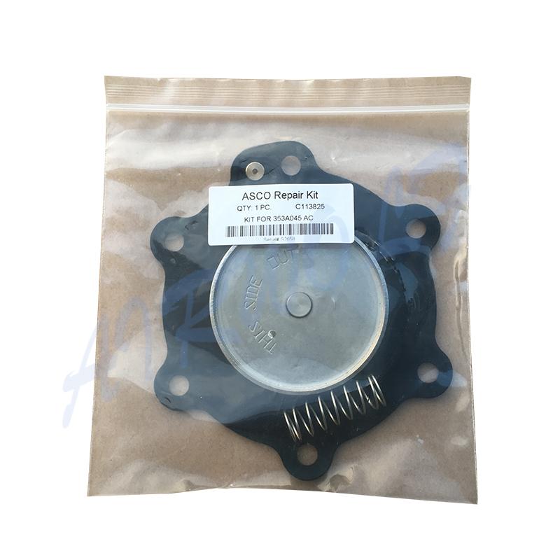 stainless steel air valve repair kit on-sale armature textile industry-5