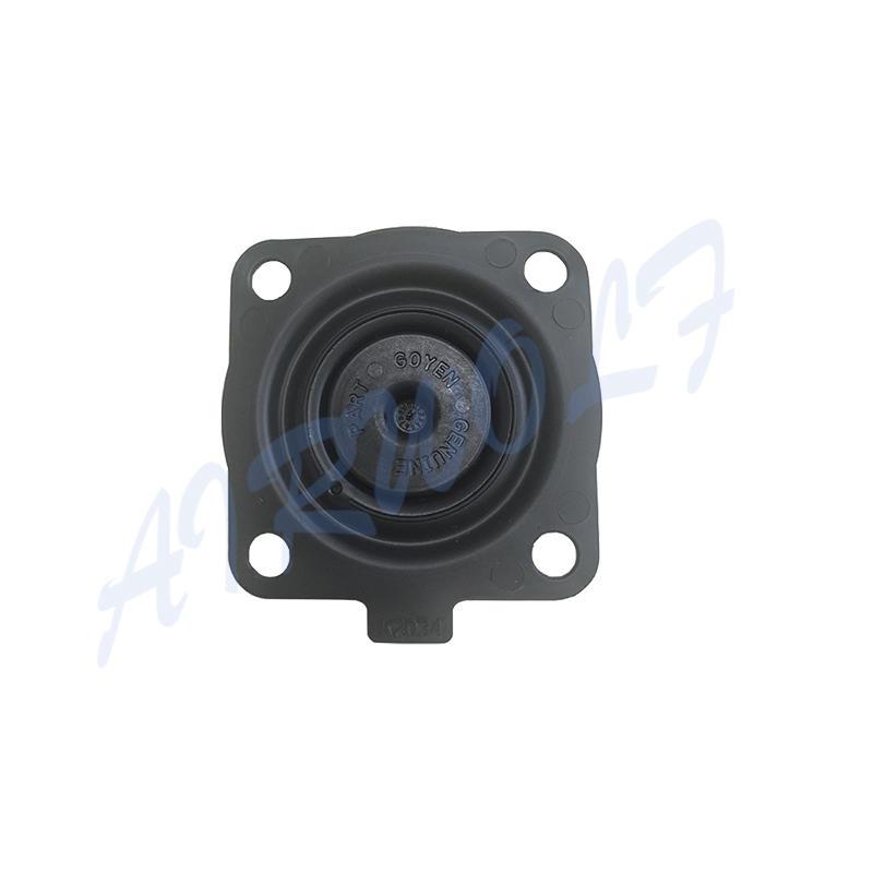 green diaphragm valve repair high quality circle paper industry