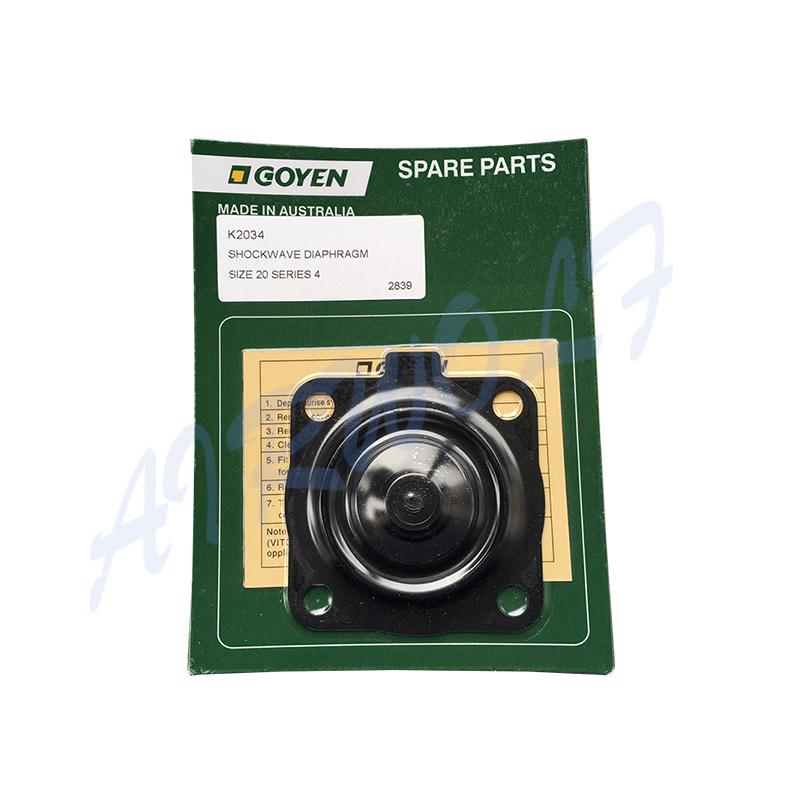 green diaphragm valve repair high quality circle paper industry-4