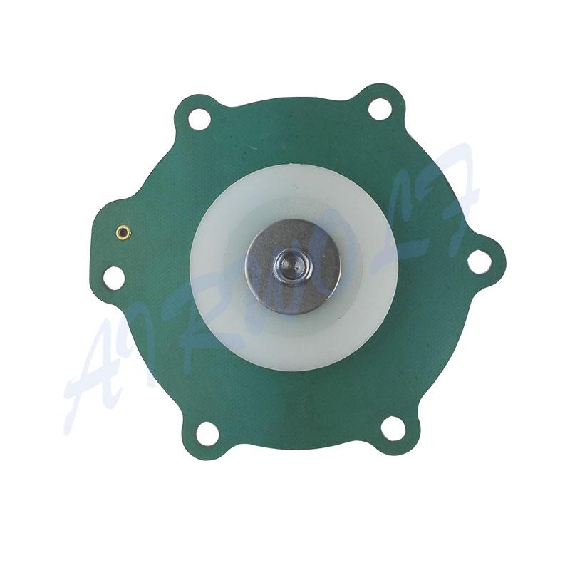 Taeha type Diaphragm valve repair kit TH-5825-B Green Viton 1 inch-5